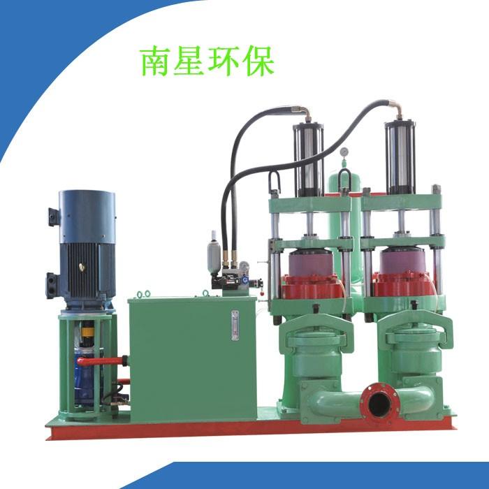 污水处理设备 双缸陶瓷柱塞泵变频泥浆泵 可配套压滤机YB-300 泥浆柱塞泵 福建南星 厂家直销