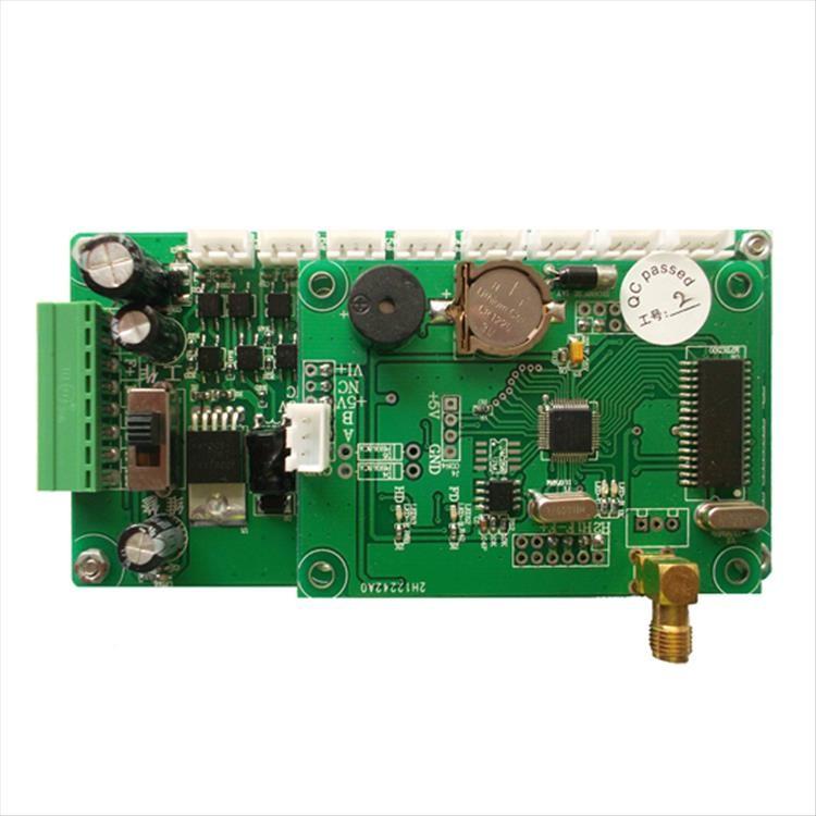 智能电梯IC卡刷卡系统8选层门禁管理设备小区梯控开关分层指令板
