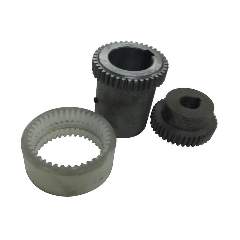 yb泥浆柱塞泵联轴器 污水泵配件连轴器 YB型液压陶瓷泥浆泵