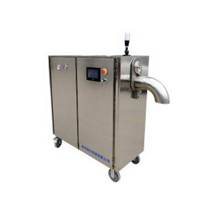 干冰清洗机厂家 小型干冰机 小型轻便干冰机 干冰机 HR-KL-50 HR-KL-150系列 干冰清洗机