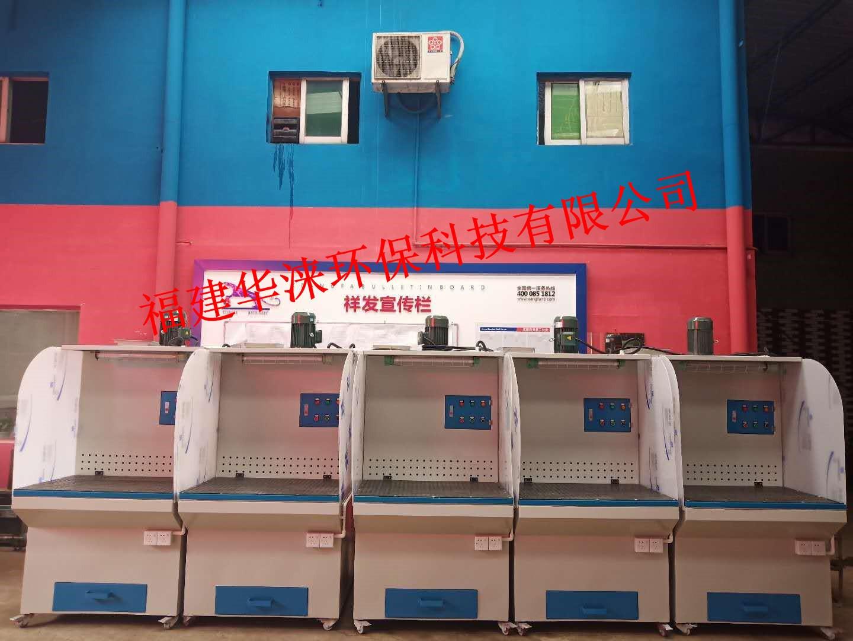 长期销售 HL1200脉冲打磨工作台 木工布袋式打磨台