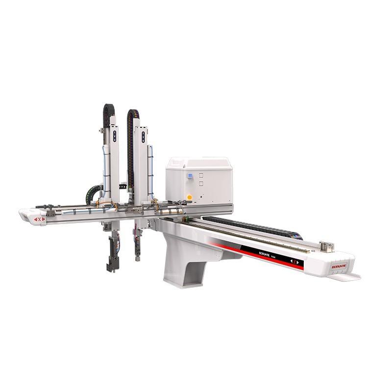 伯朗特单轴伺服横走式机械手 BRTB08WDS1P0 注塑机械手一轴机械手厂家现货