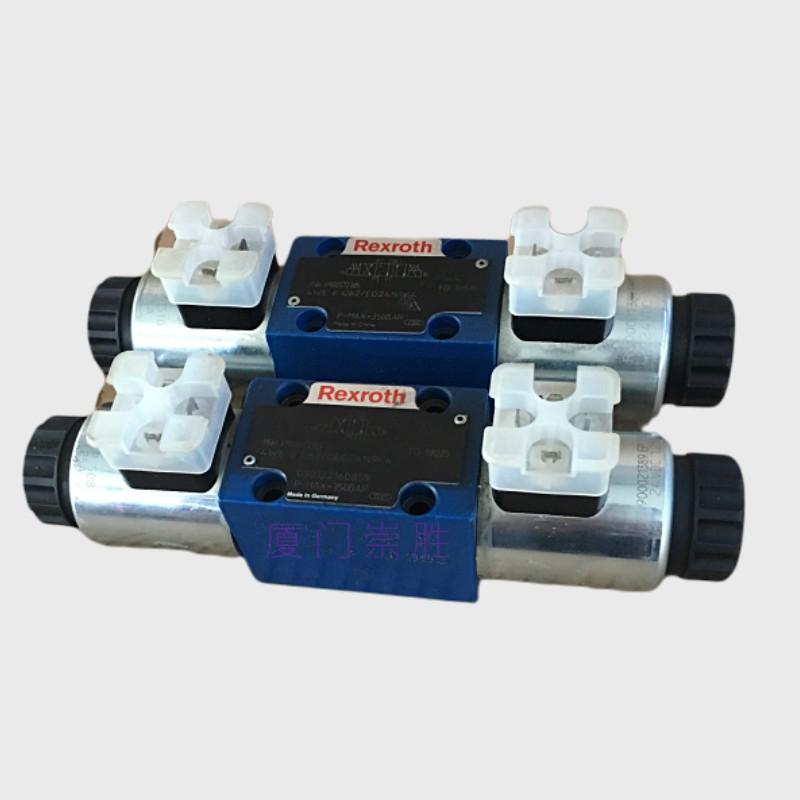 Rexroth德国力士乐4WE6E62/EG24N9K4电磁换向阀力士乐液压阀